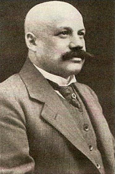 Carl Lindström (1869-1932). - Carl-Lindstroem