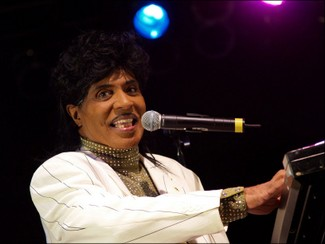 Little Richard (1933-2020).