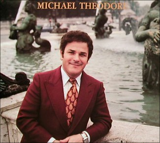 Michael Thedore. CD S 0106.